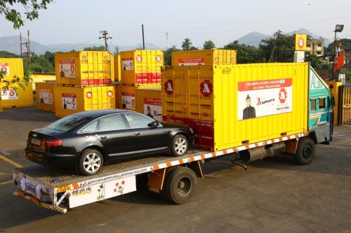 Trucking Cube -Transshipment is a silent killer