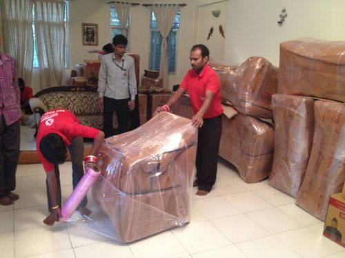 Agarwal Packers and Movers Ltd- Chair Packing