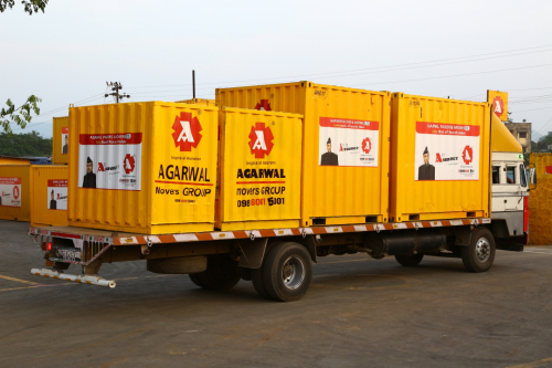 Trucking Cube